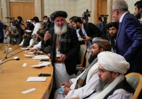 Indian Delegation Meets Taliban In Moscow