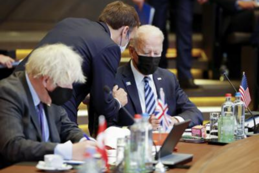 Australia, UK Say AUKUS Pact Overhyped, Allay Fears