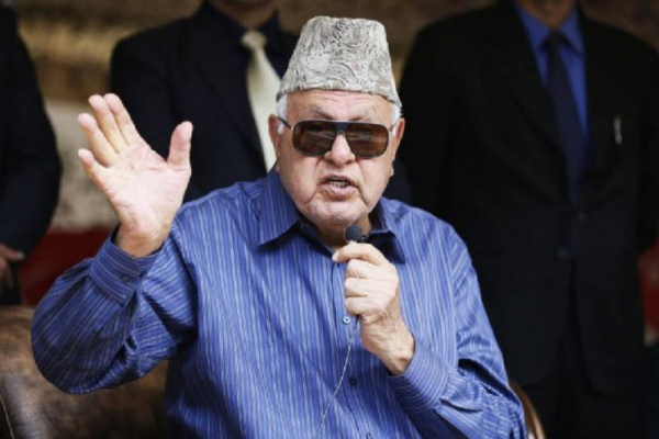 Farooq Abdullah Accuses BJP Of Spreading 'Hate' In Jammu For UP Elections
