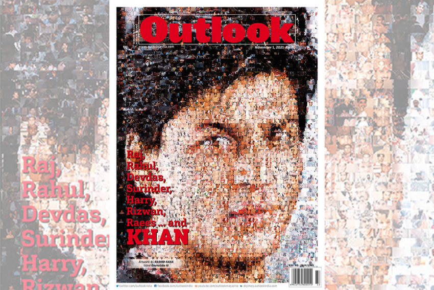 From The Editor's Desk | Shah Rukh Khan: Look At Him Looking At You