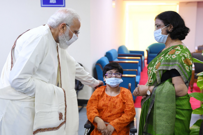 Watch: PM Modi Hails India For Creating History With 100 Crore Vaccinations in 279 Days