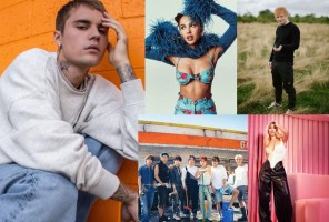 Justin Bieber Leads 2021 MTV Europe Music Awards With Eight Nominations; Check Out The Complete List