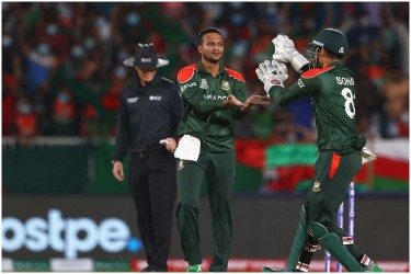 BAN Vs PNG, T20 World Cup 2021: Bangladesh Beat Papua New Guinea, Through To Super 12 - Highlights