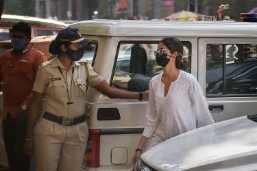 Ananya Panday Appears Before NCB For Second Time; Denies Procuring Ganja For Aryan Khan