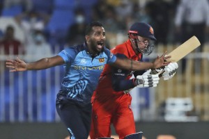 ICC T20 World Cup: Sri Lanka Beat Netherlands By 8 Wickets