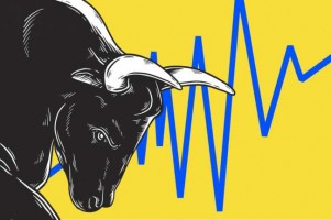 Sensex Jumps Over 200 Points In Early Trade, Nifty above 18,240. HDFC Top Gainer, Followed By Titan, PowerGrid, Bajaj Auto