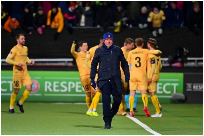 Europa Conference League: Bodo/Glimt Humiliate Jose Mourinho's AS Roma 6-1