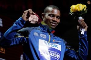 Alex Quinonez, Ecuadorian Olympic Sprinter, Fatally Shot