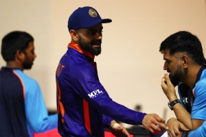 No Need To Harp On Quitting India T20I Captaincy, Says Virat Kohli