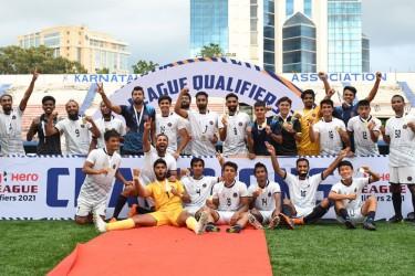 Rajasthan United Qualify For I-League 2021-22