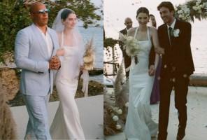 Vin Diesel Walked Paul Walker's Daughter Meadow Walker Down The Aisle At Her Wedding