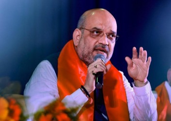Amit Shah In Srinagar, Likely To Visit Families Of Civilians Killed Recently