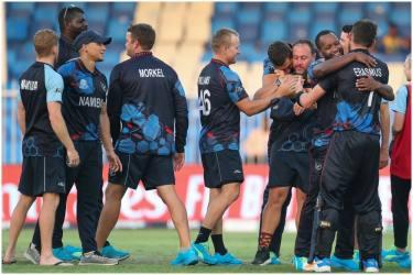 T20 World Cup 2021 Super 12: Namibia Aim To Strike Big Against Biggies Like India, Pakistan