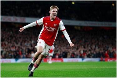 EPL: Pierre-Emerick Aubameyang, Thomas Partey On Target As Arsenal Beat Aston Villa 3-1