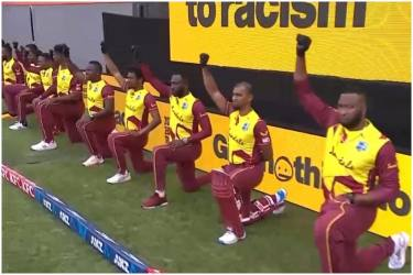 ENG v WI, T20 World Cup 2021: Black Lives Matter, Teams To Take The Knee