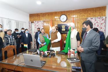 Amit Shah's Roadmap For Jammu & Kashmir: Delimitation, Elections, Statehood