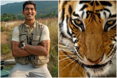Meet Conservationist Suyash Keshari Who Created India's First Wildlife OTT Platform