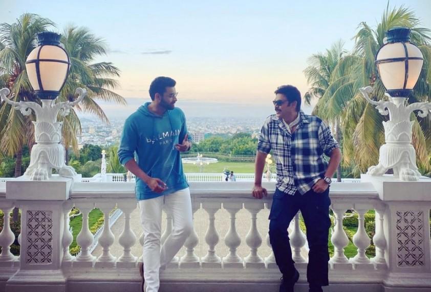 Venkatesh, Varun Tej's 'F3' To Release On February 25