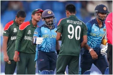 T20 World Cup 2021: Charith Asalanka, Birthday Boy Bhanuka Rajapaksa Set Up Sri Lankan Win Over Bangladesh