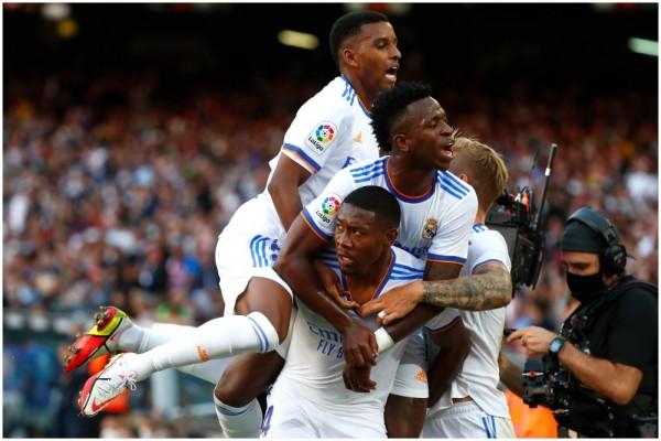 La Liga El Clasico: Real Madrid Ride On David Alaba, Lucas Vazquez Against Barcelona
