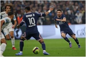 Ligue 1: No Goals As Lionel Messi plays His First 'Classique'