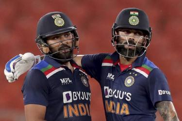 'Will You Drop Rohit Sharma?', Virat Kohli Laughs Off Saying 'It's A Very Brave Question'