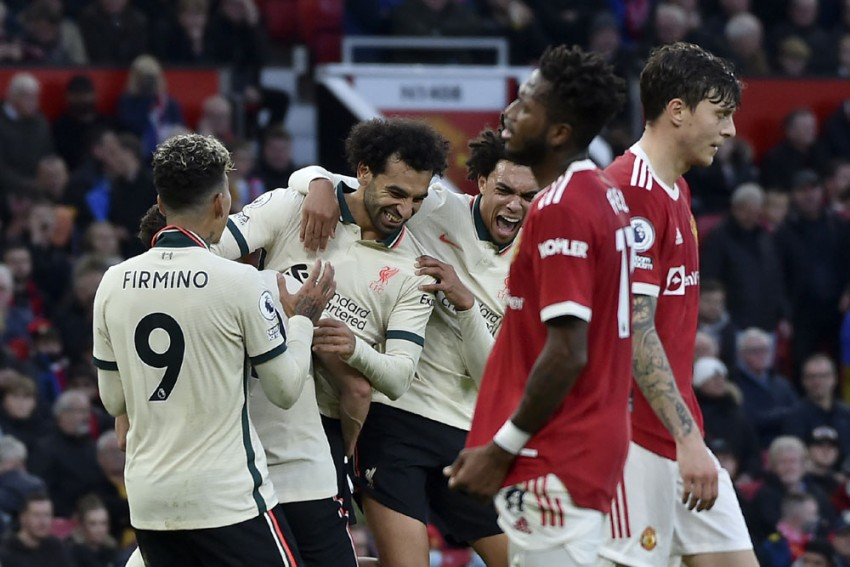 Mohamed Salah Hits Hat-trick As Liverpool Hammer Manchester United 5-0