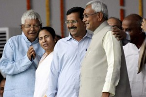 With Lalu, TMC Taking Potshots At It, Congress Faces Trouble From Anti-BJP Regional Parties