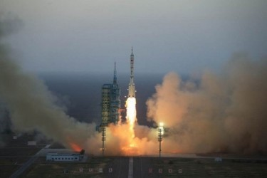 Nuclear-Capable Hypersonic Missile Test Reveals China's Interests In Space