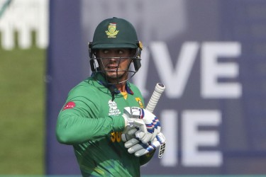 Black Lives Matter: Quinton De Kock In The Eye Of Storm As Tension Engulfs South Africa Cricket Over Taking Knee