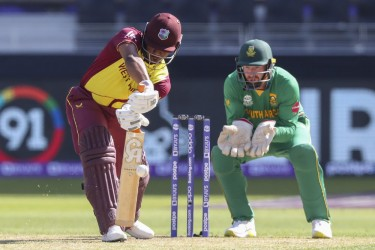 SA Vs WI, T20 World Cup 2021: South Africa Hammer Defending Champions West Indies - Highlights