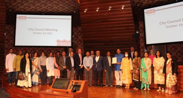 Americans Join Indian Diaspora In Celebrating October As 'Hindu Heritage Month'