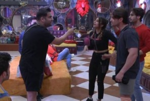 'Bigg Boss 15' Contestants Ishaan Sehgaal And Rajiv Adatia Get Into A Heated Argument Over A Past Secret