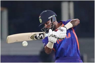T20 World Cup 2021: Hardik Pandya's Shoulder Injury Vs Pakistan 'Not Serious', Says BCCI