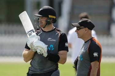 IND Vs NZ, T20 World Cup: Injured Martin Guptill Doubtful For India Clash