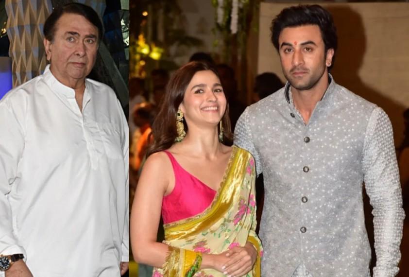 Randhir Kapoor Opens Up About Ranbir Kapoor And Alia Bhatt's Wedding Reports