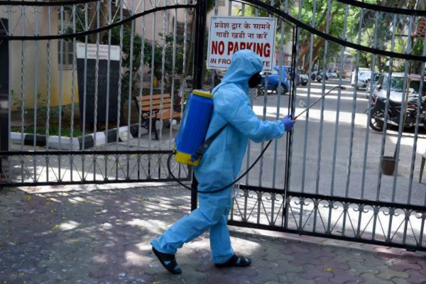 Covid-19: Gurugram's High-Rise Housing Societies Become Hotspots Amid Post-Festival Spike