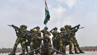 Indian Army Celebrates 75th Infantry Day In Jammu