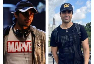 Adivi Sesh Gives Glimpse of 'Musketeer' Sujeeth's Birthday Celebrations