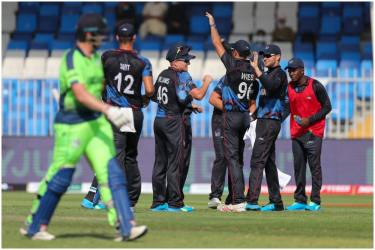 Live Streaming Of Scotland Vs Namibia, T20 World Cup 2021: Where To Watch SCO Vs NAM Live -- Full Details