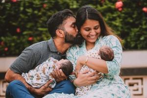 Dipika Pallikal, Dinesh Karthik Blessed With Twins