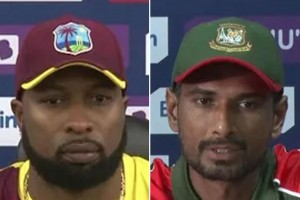WI Vs BAN, ICC T20 World Cup: West Indies, Bangladesh Clash In Must-win Super 12 Match