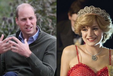 Prince William 'Deeply Frustrated' By Netflix Over Late Princess Diana's Portrayal In 'The Crown'