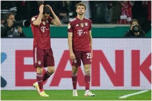 German Cup: Bayern Munich Suffer 0-5 Thrashing By Borussia Monchengladbach
