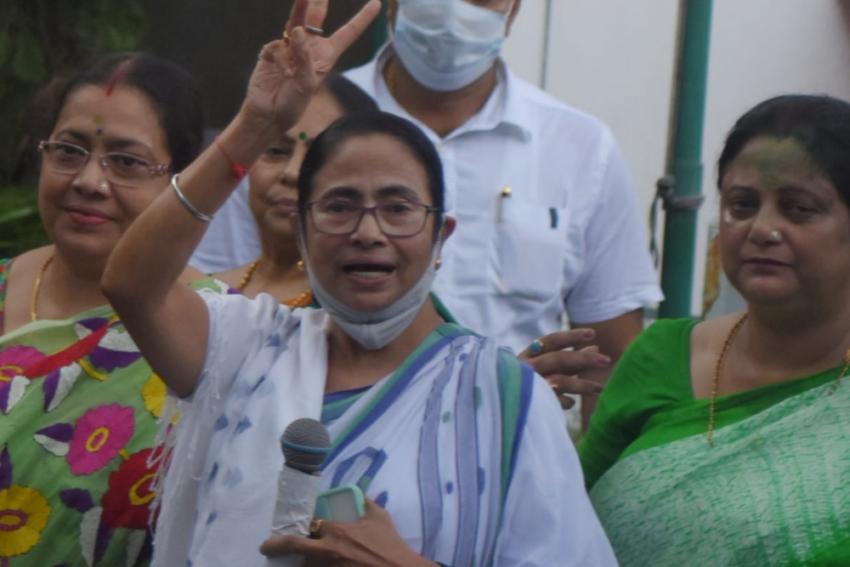 Didigiri: Mamata Banerjee Wins Bhawanipur Bypoll With Record Margin Of 58,000 Votes