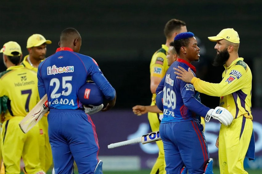 DC Vs CSK, IPL 2021: Delhi Beat Chennai By Three Wickets In Top Of The Table Clash - Highlights