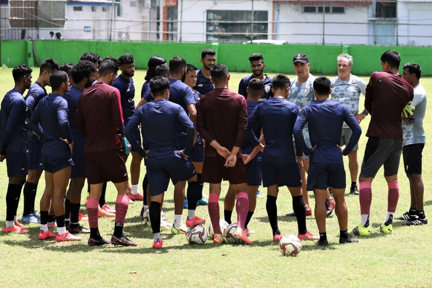 SAFF Football Championship: Full Schedule And Watch Live Streaming Of India's Matches