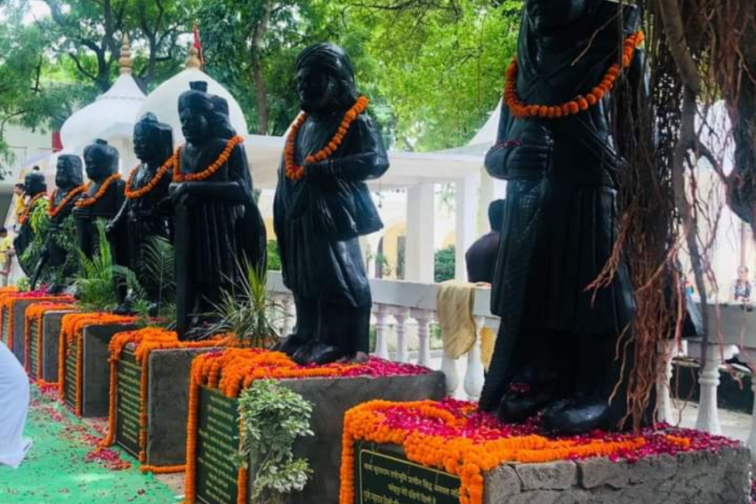 Gurjars To Install Statues Of Seven 'Great' Kings Along With Mihir Bhoj In 300 Delhi NCR Villages