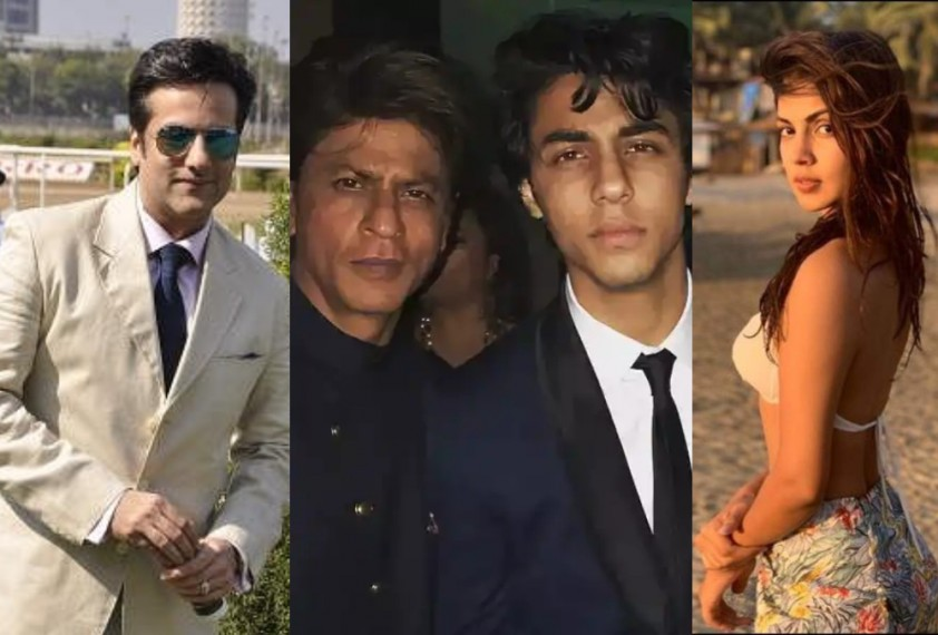 Before Aryan Khan, These Celebs Had Been Taken Into Custody By The NCB