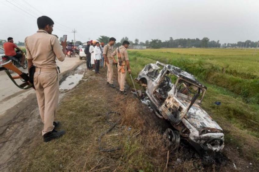 Lakhimpur Kheri: Hundreds Pour Into UP To Offer Prayers At 'Antim Ardas' of Slain Farmers
